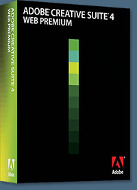 Dreamweaver CS4 & Web Premium CS4 - Best Deals From Adobe