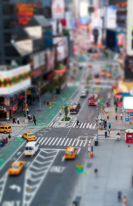 Adobe Photoshop Elements 10 Tutorial - Tilt Shift Effect - How To Create The Tilt SHift Effect Using Photoshop Elements 10