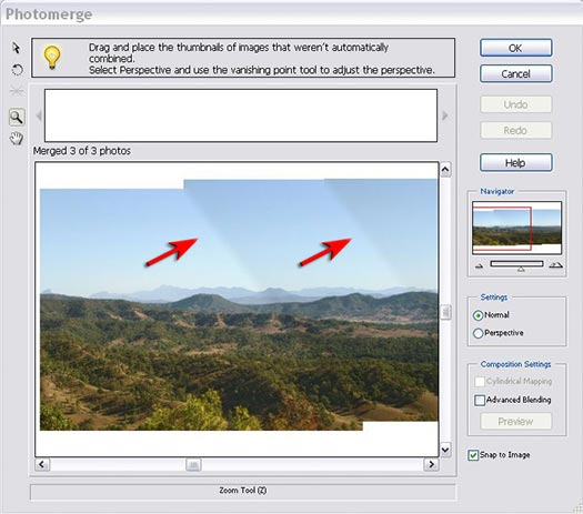 Photomerge Tutorial - Working With Photomerge In Photoshop Elements