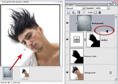 Masking in photoshop lessons tes teach.
