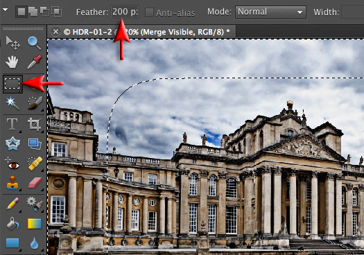 Tonal Mapping And Faux HDR Effects In Photoshop Elements 9
