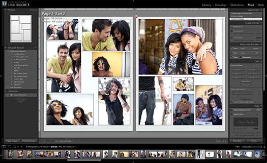 How to Print Multiple Images on One Page - TechWelkin