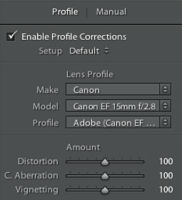 Lens Correction In Lightroom 3 — Photoshop Lightroom 3 Tutorial