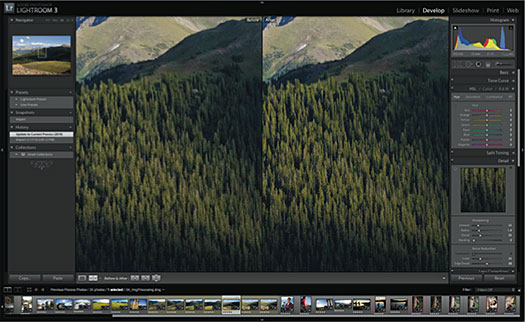 Control The Processing Of Your Images In Lightroom 3 — Photoshop Lightroom 3 Tutorial