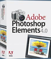 Adobe Photoshop Elements 4 Released
