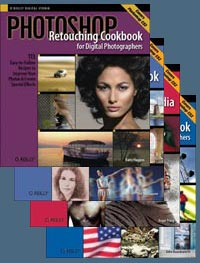New Book - Photoshop Retouching Cookbook for Digital Photographers