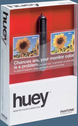 Monitor Calibration & Color Management Tool - Pantone Huey Solves Digital Image Problems on Monitors