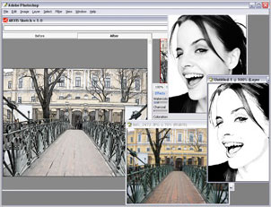 AKVIS Sketch Plugin: Photo-to-Sketch Conversion