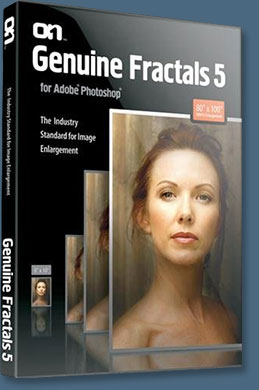Photoshop Plugins Genuine Fractals 5 & Genuine Fractals Print Pro 5 - Plus Exclusive 10% Discount Coupon Code