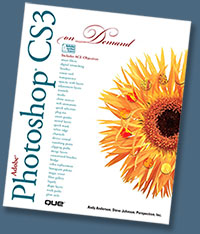 Photoshop CS3 On Demand - New Photoshop CS3 Book Prepares You For Ace Exams