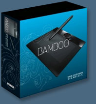 New Photoshop Pen Tablets - Wacom Bamboo & Bamboo Fun