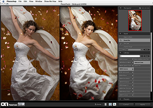 Photoshop Plugins - PhotoTools