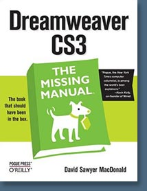 Dreamweaver CS3 The Missing Manual - Free Sample Chapter