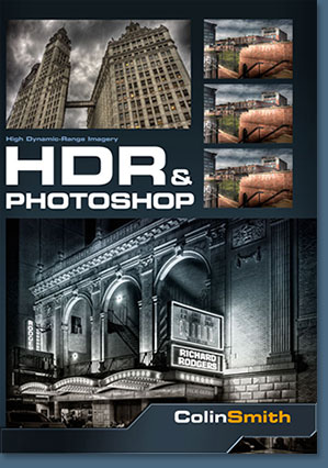 HDR Photoshop CS3 Training - DVD From Colin Smith