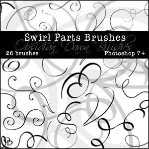 Free Swirl Background