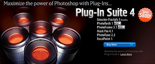onOne Software Announces Plug-In Suite 4 for Adobe Photoshop - Plus Special 10% Discount