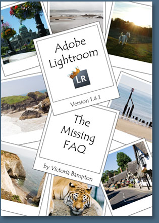 Adobe Photoshop Lightroom Missing FAQ eBook - Plus Discount Coupon