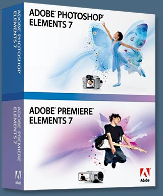 Adobe Announces Photoshop Elements 7 and Photoshop.com