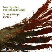 Free Photoshop Brushes And Textures - Roundup