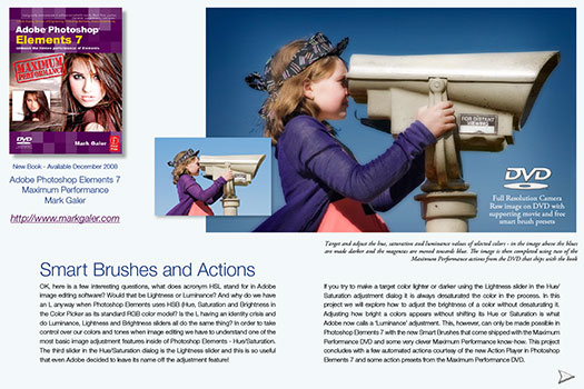 photoshop tutorials pdf. (Download the tutorial - PDF - 1.8MB) From the intro: Photoshop Elements 7