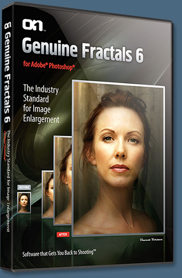 onOne Announces Genuine Fractals 6 - Support For Adobe Photoshop CS4 And Lightroom 2 - 10% Discount Code