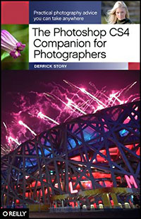 Photoshop CS4 Companion For Photographers By Derrick Story Now Shipping