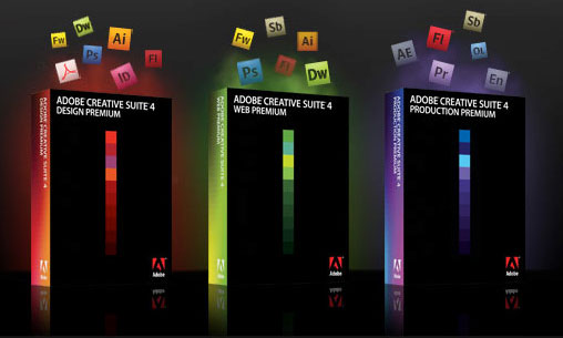 Adobe Creative Suite 4 UK Update Special Offer - Update From Earlier Versions Of Creative Suite And Save Up To £200