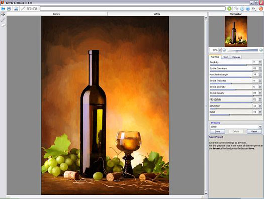 Akvis ArtWork Photoshop Plugin