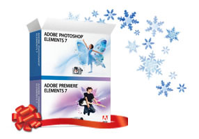 Special Deals From Adobe On Photoshop Elements 7 And Premiere Elements 7