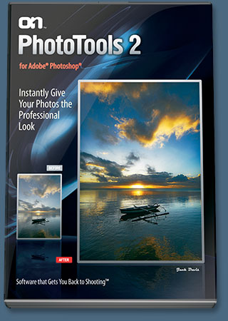 PhotoTools 2 Now Available - Photoshop And Lightroom Plugin Action Package - Plus 10% Discount Code