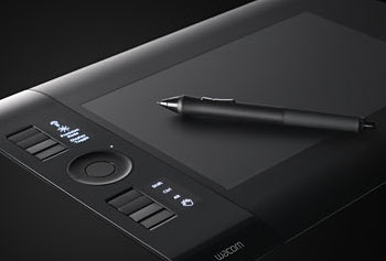Wacom Intuos4 Pen Tablet - Intuos 4 Pen Tablet From Wacom - New Design, New Levels Of Pressure Sensitivity