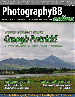 Free PhotographyBB Magazine - March 2009 Issue
