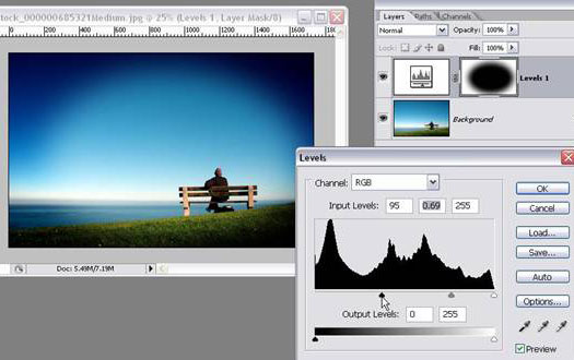 How To Create Lomo Style Photos In Photoshop - Lomo Photo Effect Photoshop Tutorial
