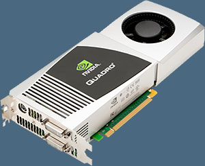 Nvidia Brings Highly Acclaimed Quadro FX 4800 To Mac Market