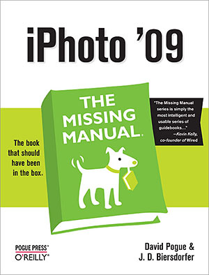 iPhoto '09: The Missing Manual Now Shipping
