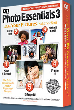 onOne Photo Essentials 3 for Adobe Photoshop Elements 8 - Plus 20% Discount Coupon
