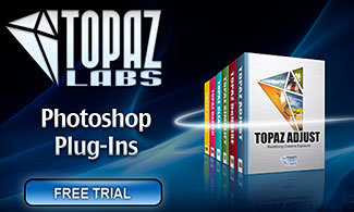 Topaz Photoshop Bundle - Exclusive 15% Discount - Six Essential Photoshop Plug-Ins