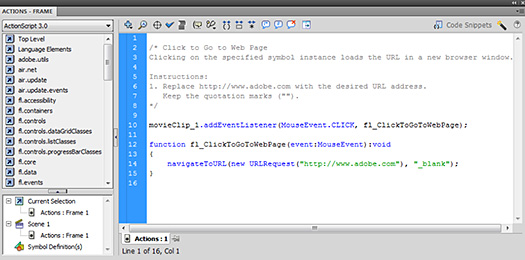 Flash Pro CS5 New Features - Flash CS5 New Feature List