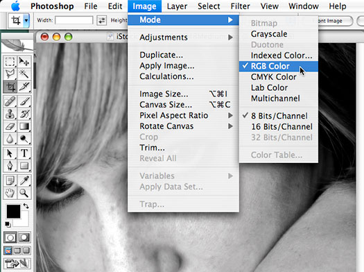 How To Add Colour To A Black-And-White Image In Photoshop