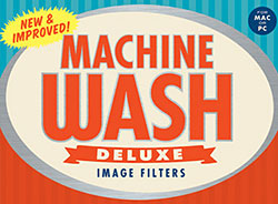 Machine Wash Deluxe Photoshop Filters Updated