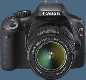 Canon EOS Rebel T2i SLR Features 18MP Sensor, Full 30fps HD Video