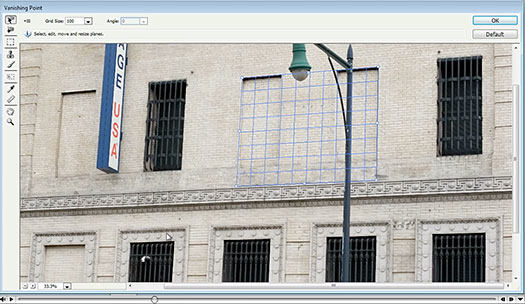 Cloning With Perspective With The Vanishing Point Filter - Photoshop CS5 - Free CS5 Video Clip From Total Training
