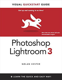 Photoshop Lightroom 3 Visual QuickStart Guide: Organizing and Reviewing Images