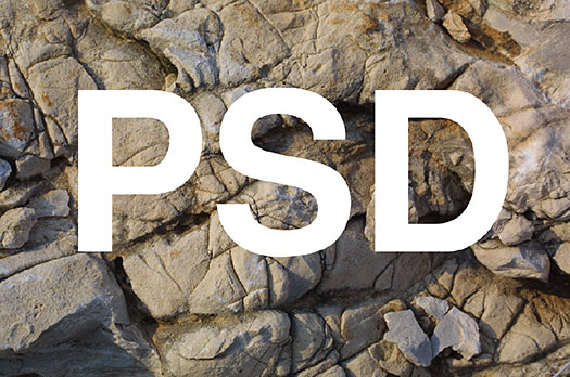 How To Create The Look Of Painted Words On A Rock Wall - Photoshop Tutorial