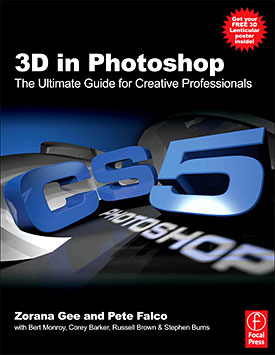 3D In Photoshop CS5 - The Ultimate Guide For Creative Professionals - Free Sample Chapter - 'Introduction To 3D Concepts'