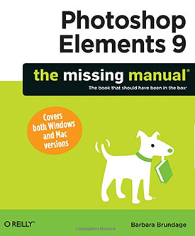 Photoshop Elements 9: The Missing Manual from O'Reilly Media - Free Sample Chapters