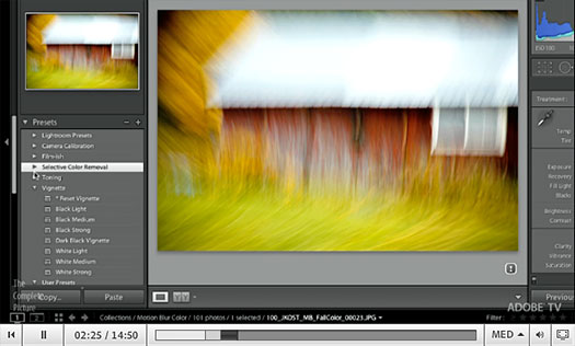 The Top 10 Ways To Automate Photoshop Lightroom 3 - Free Video Clips