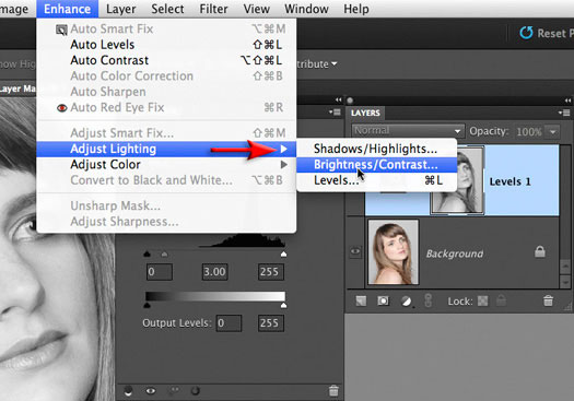 High Key Portrait - Mark Galer Photoshop Tutorial - High Key Effect