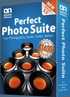 onOne Software today announced availability of Perfect Photo Suite 5.5 for Adobe Photoshop, Adobe Photoshop Lightroom and Apple Aperture