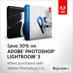 Lightroom 3 Upgrade Deals - Save By Upgrading From Lightroom 1 Or 2 - Save 30% By Bundling With Photoshop CS5 - Students Get Lightroom For $99